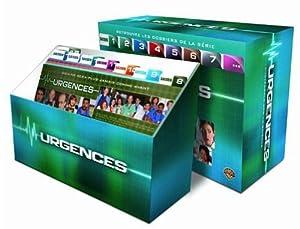 Urgences : Intégrale Saisons 1 à 15 - Coffret 48 DVD