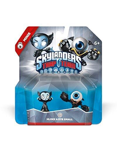 Skylanders Trap Team: Hijinx & Eye Small - Mini Character 2 Pack by Activision