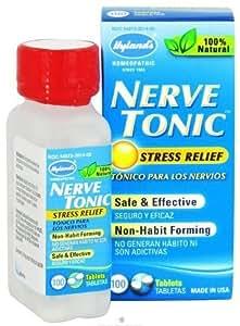 Homeopathic nerve tonic