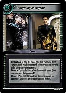 Star Trek Ccg 2e Ne Necessary Evil Anything Or Anyone 4r37