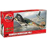 Airfix 1:72 Hawker Hurricane MkI Early Aircraft Model Kit