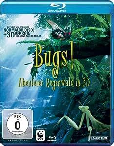 Bugs! Abenteuer Regenwald - Blu-ray [Blu-ray]