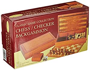 Chess/Checker/Backgammon (Classic Game Collection)