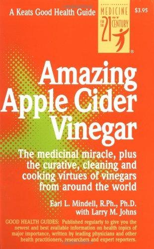 Amazing Apple Cider Vinegar (Keats Good Health Guide)