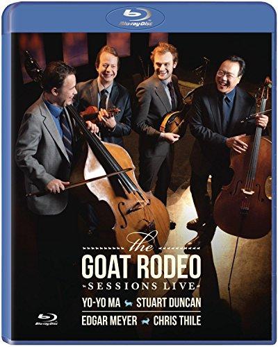 Blu-ray : Yo-Yo Ma - The Goat Rodeo Sessions Live (Blu-ray)