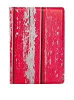 imperii Funda 360 Ipad Mini 1 / 2 / 3 Fence Rojo