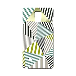 BLUEDIO Designer Printed Back case cover for Samsung Galaxy Note 4 - G2617