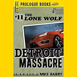 Detroit Massacre Audiobook