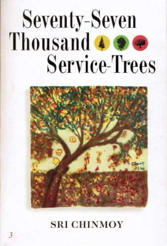 Sri Chinmoy - 77,000 Service-Trees 03