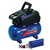 Campbell Hausfeld FP2048 2-Gallon Air Compressor and 8-Piece Accessory Kit