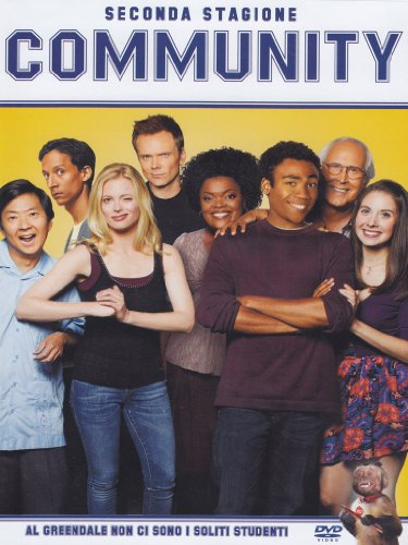 Community Stagione 02 [4 DVDs] [IT Import]