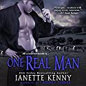 One Real Man (       UNABRIDGED) by Janette Kenny Narrated by J Rodney Turner