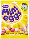 Cadbury Mini Eggs 76g bags (PACK OF 6)
