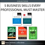 img - for 5 Business Skills Every Professional Must Master (Collection) book / textbook / text book