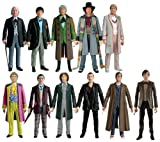 Toy - Character Options Doctor Who 11 Doctors Action Figure Collector Set