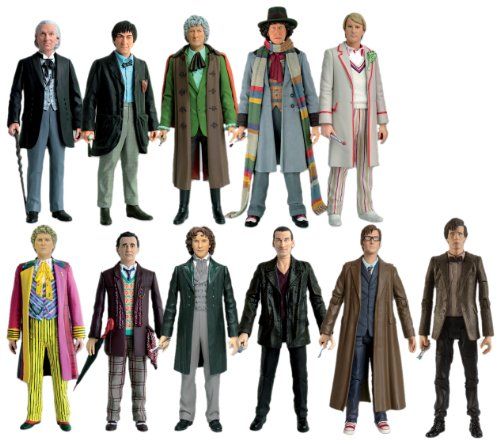 Picture of Underground Doctor Who 11 Doctors 5