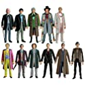 Character Options 11 Doctors Figure Set
