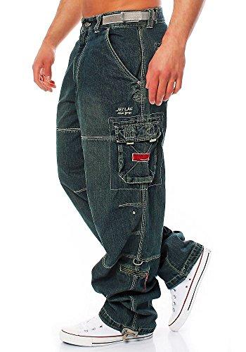 JET LAG Cargo Jeans Safety navy XL/36 hier kaufen