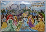 Disney Princess Autographs & Photographs Book