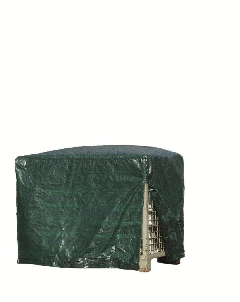 Rain Exo RX120-GIB-R/G Gitterbox-Abdeckhaube 125 x 85 x 98 cm, 120 g/m² mit Reißverschluss, grün jetzt kaufen