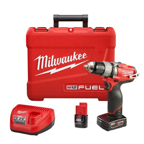 Milwaukee 12 Volt Tools front-66515