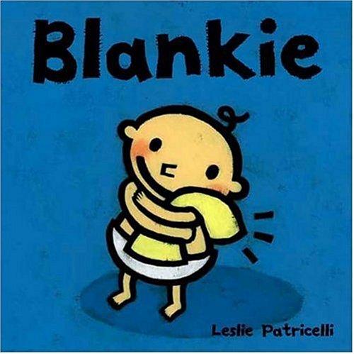 Blankie (Leslie Patricelli Board Books) front-904272