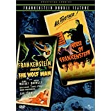 Frankenstein Meets the Wolf Man / House of Frankenstein (Universal Studios Frankenstein Double Feature) ~ Bela Lugosi