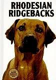 Franck C. Lutman Rhodesian Ridgebacks