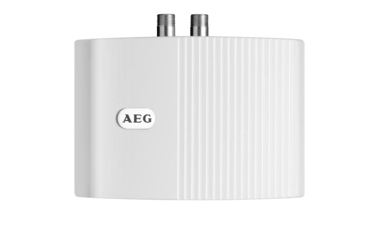 AEG 189554 MTH 350 hydraulischer KleinDurchlauferhitzer 3,5 kW drucklos für Handwaschbecken  BaumarktRezension