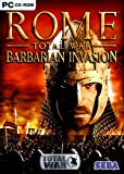 Rome: Total War - Barbarian Invasion Expansion Pack (PC CD)