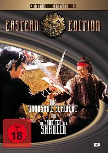 Eastern Double Feature Vol. 5: Das grausame Schwert / Die Banditen von Shaolin