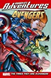 Paul Tobin Marvel Adventures The Avengers Volume 9: The Times They Are A-Changin' Digest (Marvel Adventures Avengers)
