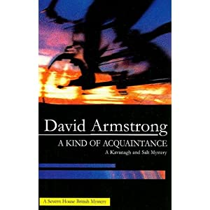 A Kind of Acquaintance - David Armstrong