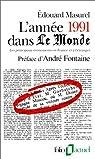 L'Ann�e 1991 dans � Le Monde � (t. 6) : [1-1-1991 / 31-12-1991] par Masurel