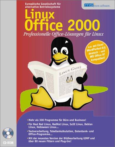 Linux Office. CD- ROM für Linux, PC