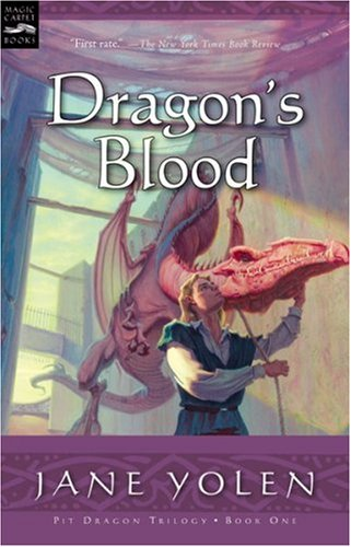 Dragon's Blood: The Pit Dragon Trilogy, Volume One
