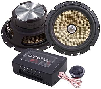 In Phase XTC6CX Système de haut-parleurs RMS 2 voies 60W Puissance max. 300 W