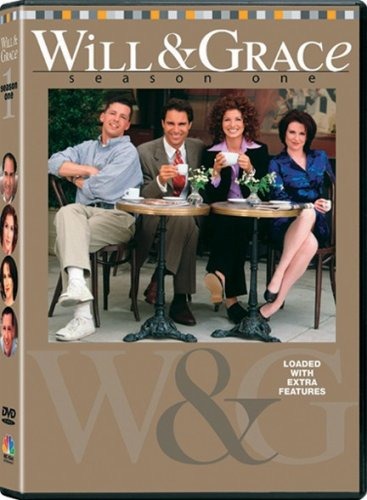 Will & Grace: Season One [DVD] [Import]