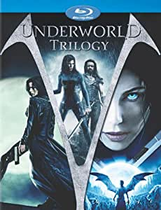 NEW Underworld 3pak - Underworld/evolution/rise Of T (Blu-ray)
