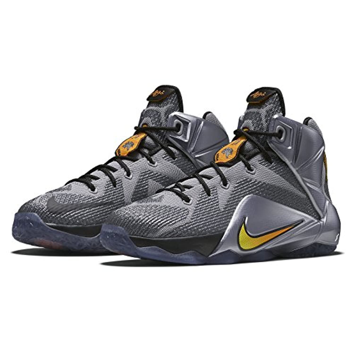 1a36323344f ... top quality nike lebron xii gs 12 instinct youth boys girls basketball  shoes 685181 080 5y