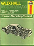 img - for Vauxhall Victor FE Owner's Workshop Manual book / textbook / text book