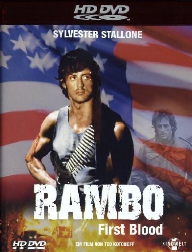Rambo 1 - First Blood [HD DVD]