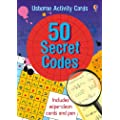 50 Secret Codes (Usborne Activity Cards)