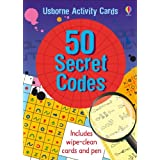50 Secret Codes (Usborne Activity Cards)by Emily Bone