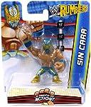 WWE Rumbler Sin Cara Figure