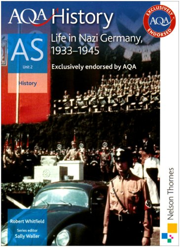 AQA History AS Unit 2 Life in Nazi Germany, 1933-1945