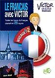echange, troc Victor Ebner Institute : Le français avec Victor, niveaux 1 et 2 - Coffret 2 DVD