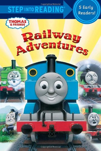 Railway Adventures (Thomas & Friends) (Step into Reading)