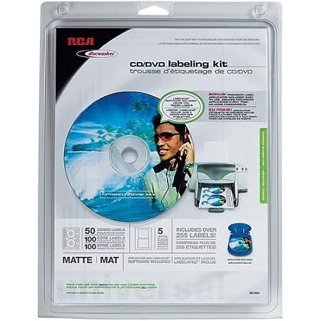 CD/DVD Label Kit