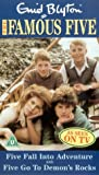Famous Five: Five Fall Into Adventure / Five go to Demon's Rocks [VHS]